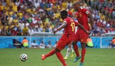 Bỉ - Nga (1-0): Hazard tỏa sáng phút cuối