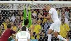 Nga-Algeria (1-1): 'Cáo sa mạc' lập kỳ tích vĩ đại