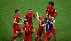 Mỹ - Bỉ (1-2): Quỷ đỏ đi tiếp