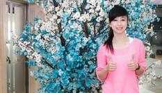 'Hot girl làng võ': Thích một người chung thủy và vui tính