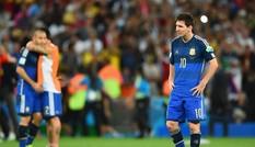 Tan giấc mộng vàng, Messi trách móc đồng đội