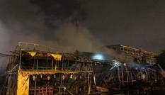 Lộ nguyên nhân vụ cháy siêu thị trên đường Giải Phóng