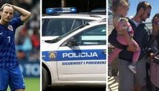 Ngôi sao Croatia bị hooligan tấn công ở quê nhà