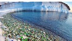 Bãi biển kỳ lạ nhất thế giới có nguy cơ biến mất