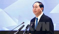 Chủ tịch nước Trần Đại Quang: APEC phải mang dấu ấn Việt Nam