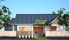 9 mẫu nhà có giá khoảng 400 triệu đồng được nhiều người chia sẻ