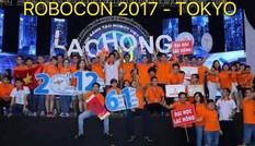 Việt Nam vô địch cuộc thi Sinh viên sáng tạo robot châu Á - Thái Bình Dương