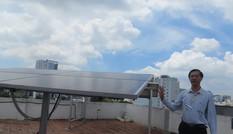 Đức muốn tham gia vào công nghệ điện mặt trời ở Việt Nam