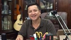 NSƯT Chí Trung: 'Vợ không vui khi tôi làm Giám đốc nhà hát'