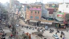 Hà Nội khánh thành và gắn biển công trình cho đường Thanh Nhàn