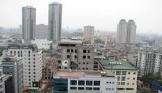 Hà Nội: Ế ẩm, cao ốc nội đô hạ giá để 'vợt' khách