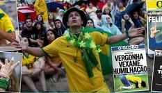 Samba thảm bại vì bốc đồng