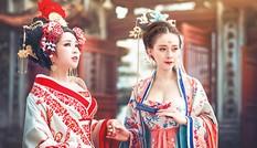 Bộ cosplay phim Võ Tắc Thiên cực chất của thiếu nữ Việt