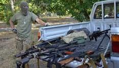 Ukraine – 'Siêu thị' vũ khí bất hợp pháp
