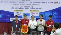 Sinh viên Duy Tân đoạt giải thưởng cao nhất