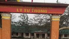 Học sinh lớp 9 tử vong ngay trong sân trường