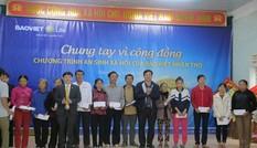 'Chung tay vì cộng đồng' cùng Bảo Việt Nhân thọ