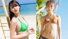 Mỹ nhân Nhật Bản, Hong Kong khoe dáng nóng bỏng với áo tắm