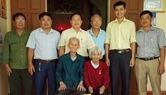 Báo Tiền Phong, Tập đoàn Cienco4 trao quà cho mẹ Việt Nam Anh hùng