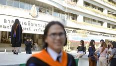 Ảnh bá đạo, chàng trai 'mờ ảo' trong ngày tốt nghiệp
