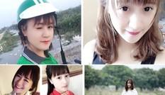Nữ GrabBike xinh đẹp khiến nhiều bạn trẻ ngưỡng mộ