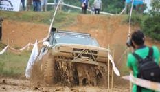 20.000 lượt khán giả xem trực tiếp giải đua xe ô tô địa hình Việt Nam