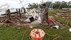 Người Việt ở Florida lo âu sau siêu bão Irma
