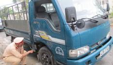 Truy tìm xe tải gây tai nạn chết người rồi bỏ trốn trong đêm