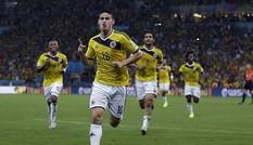 RADIO WORLD CUP sáng 29/6: Siêu sao Rodriguez vượt mặt Neymar