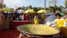 Chiêm ngưỡng bánh xèo lớn nhất Việt Nam