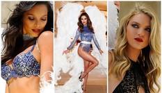 Các 'thiên thần' Victoria's Secret đọ sắc vóc gợi cảm ở nhà hát opera Pháp