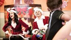 Các sao thế giới sôi động đón một mùa Noel ấm áp