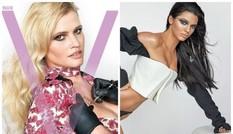 Kendall Jenner và dàn mẫu táo bạo khoe dáng