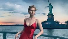 Cô đào gợi cảm Jennifer Lawrence đẹp hút hồn trên bìa Vogue