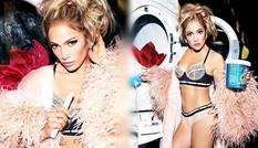 Jennifer Lopez 48 tuổi vẫn xứng danh mỹ nhân rực lửa của Hollywood
