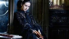 Vợ Huỳnh Hiểu Minh kiêu sa đầy mê hoặc