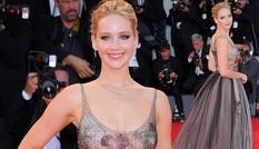 Cô đào Jennifer Lawrence xinh như công chúa trên thảm đỏ