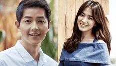 Song Joong Ki từ chối đóng phim 'bom tấn' để lo cưới Song Hye Kyo