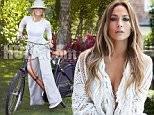 Jennifer Lopez ngày càng đẹp mặn mà nhờ men say tình yêu