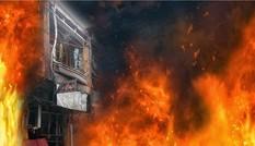 [INFO] Cận cảnh vụ cháy quán cà phê  6 người tử vong ở Sài Gòn