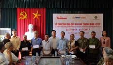 Báo Tiền Phong tri ân cựu Thanh niên xung phong tỉnh Vĩnh Phúc