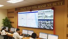 Hà Nội ra mắt trung tâm điều hành, ứng dụng tìm xe buýt