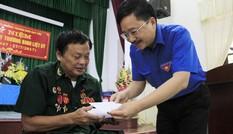 Báo Tiền Phong tặng quà 4 trung tâm điều dưỡng thương binh