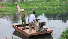 Mỏi mòn chờ xây cầu qua sông