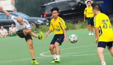 FC Tiền Phong thắng tưng bừng trận đầu Cúp Mùa Thu 2016