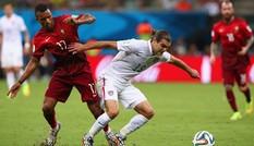 Mỹ-Bồ Đào Nha (2-2): Đau tim với Bồ
