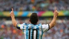 Argentina - Nigeria (3-2): Bão lốc Albicelestes