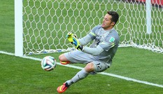 Brazil-Chile (1-1, penaty 3-2): Selecao nhọc nhằn vượt ải