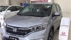 Giá ô tô tiếp tục lao dốc, giảm tới hơn trăm triệu