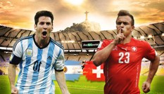 RADIO WORLD CUP sáng 1/7: Messi đối đầu... Messi